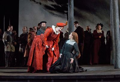 ElzaVanDenHeever and JoyceDiDonato