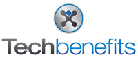 TechBenefits Logo Light BG - Centered