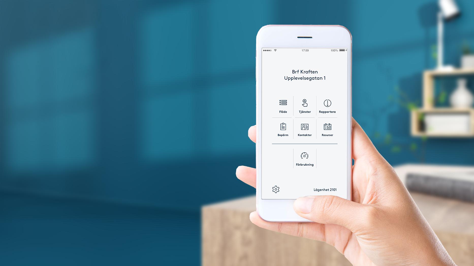 Breakit - Nu lanseras Com Hem Smart – en digital plattform för flerfamiljshus