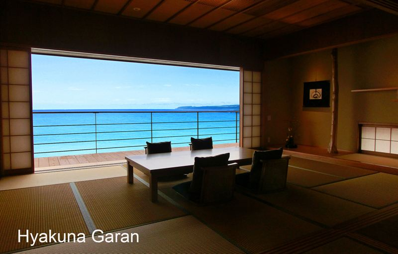 Tropical japan the islands of wellness open for for Design hotel okinawa
