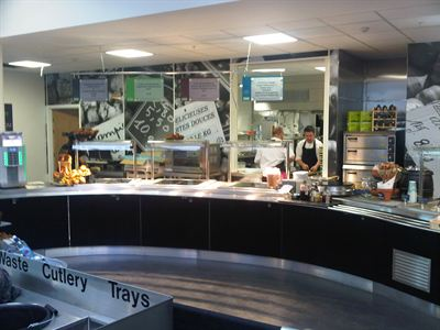 The Marketplace Bushey Academy