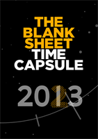 The Blank Sheet Project Time Capsule image1