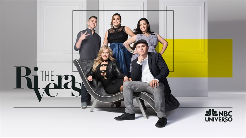 "NBC UNIVERSO ANNOUNCES THE PREMIERE OF CELEB-REALITY SERIES ""THE"