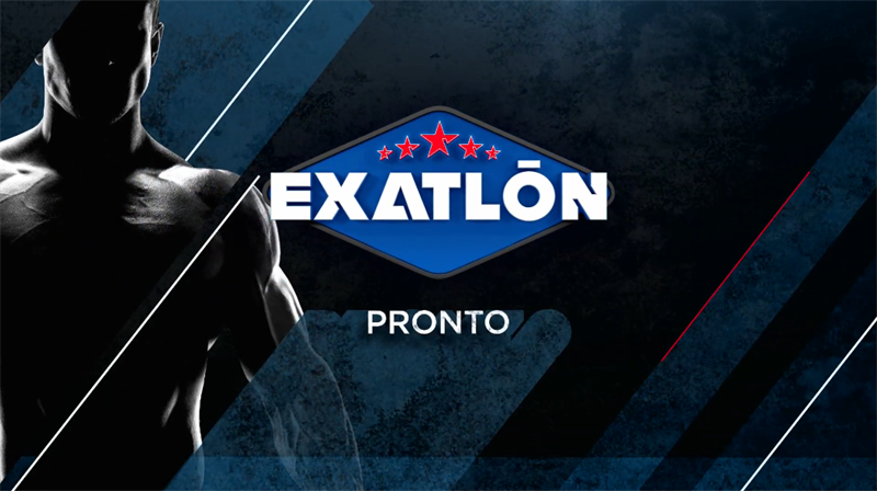 "THE WORLDWIDE PHENOMENON ""EXATLON"" COMES TO TELEMUNDO 