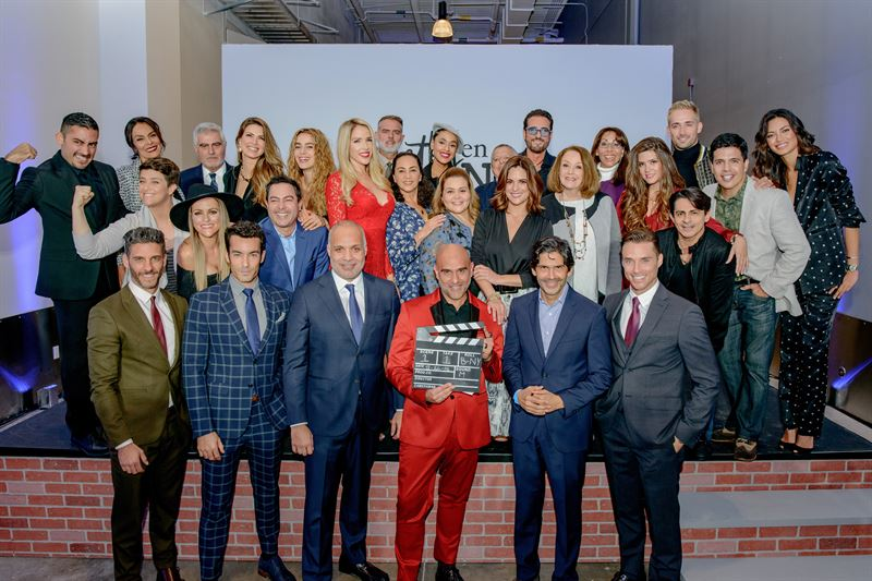 START SPREADING THE NEWS! TELEMUNDO BEGINS PRODUCTION OF