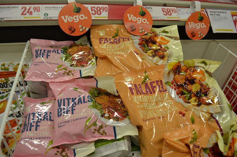 vegetarisk mat karlstad