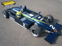 Senna 1982 Formula 3