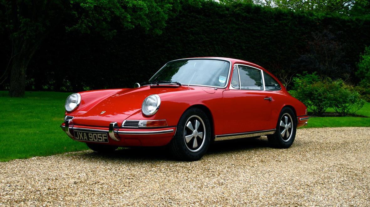 1968 Porsche 911L - Silverstone Auctions