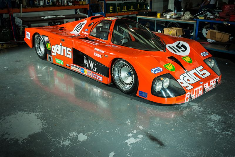 1987 Ada Group C Le Mans Race Car Silverstone Auctions