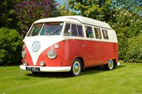 1964 VW Dormobile Campervan