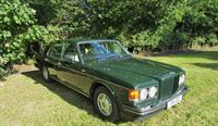1990 Bentley Mulsanne S