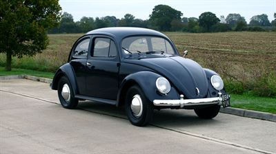 1952 VW Split window Beetle
