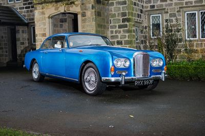 1967 Alvis Burns Special