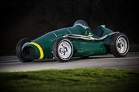 1953 Connaught AL10 Historic Grand Prix Race Car
