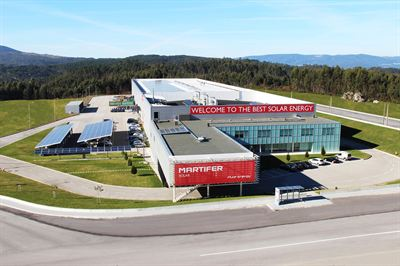 Martifer Solar Headquarters