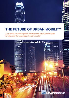 The future of Urban Mobility white paper - Front cover