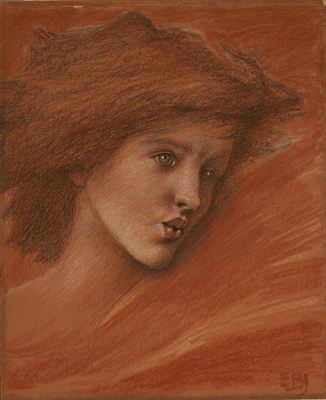 Study for Sponsa de Libano (1891)