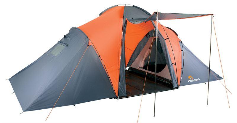 Medium resolution  sc 1 st  Cision & 339082 Aventura 6 man dome tent - Halfords
