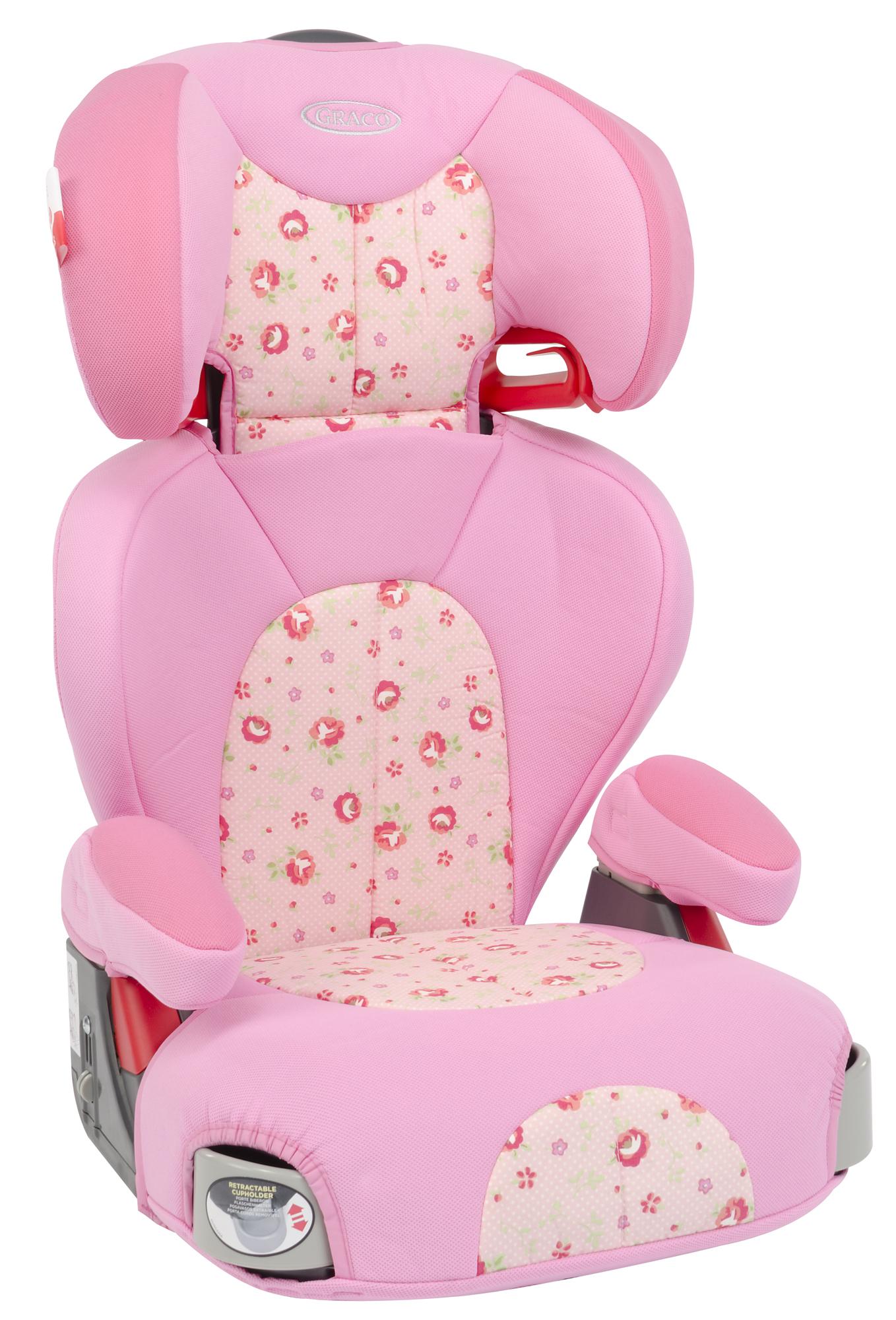 Halfords Car Seats Pink