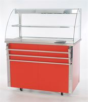 A Moffat Deli Display Versicarte unit