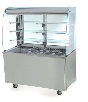 Chilled Grab & Go display from Moffat