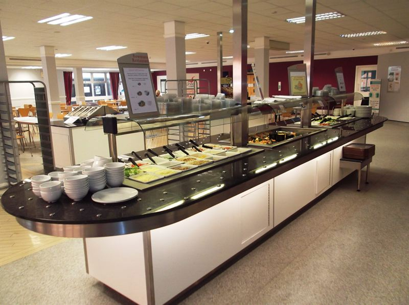 Hospital catering success restaurants aim for growth at