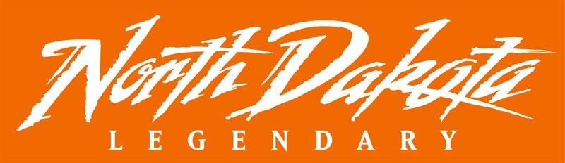 nd tourism orange logo north dakota tourism