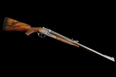 William evans 500 Nitro Express double rifle