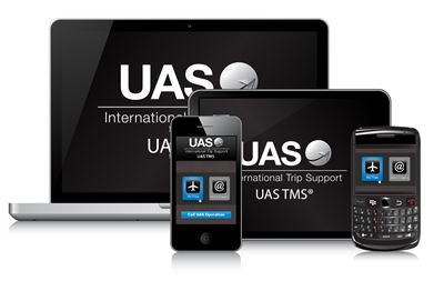 UAS Trip Management System