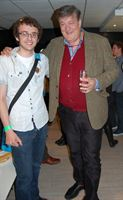 Ted MacKey meets Stephen Fry