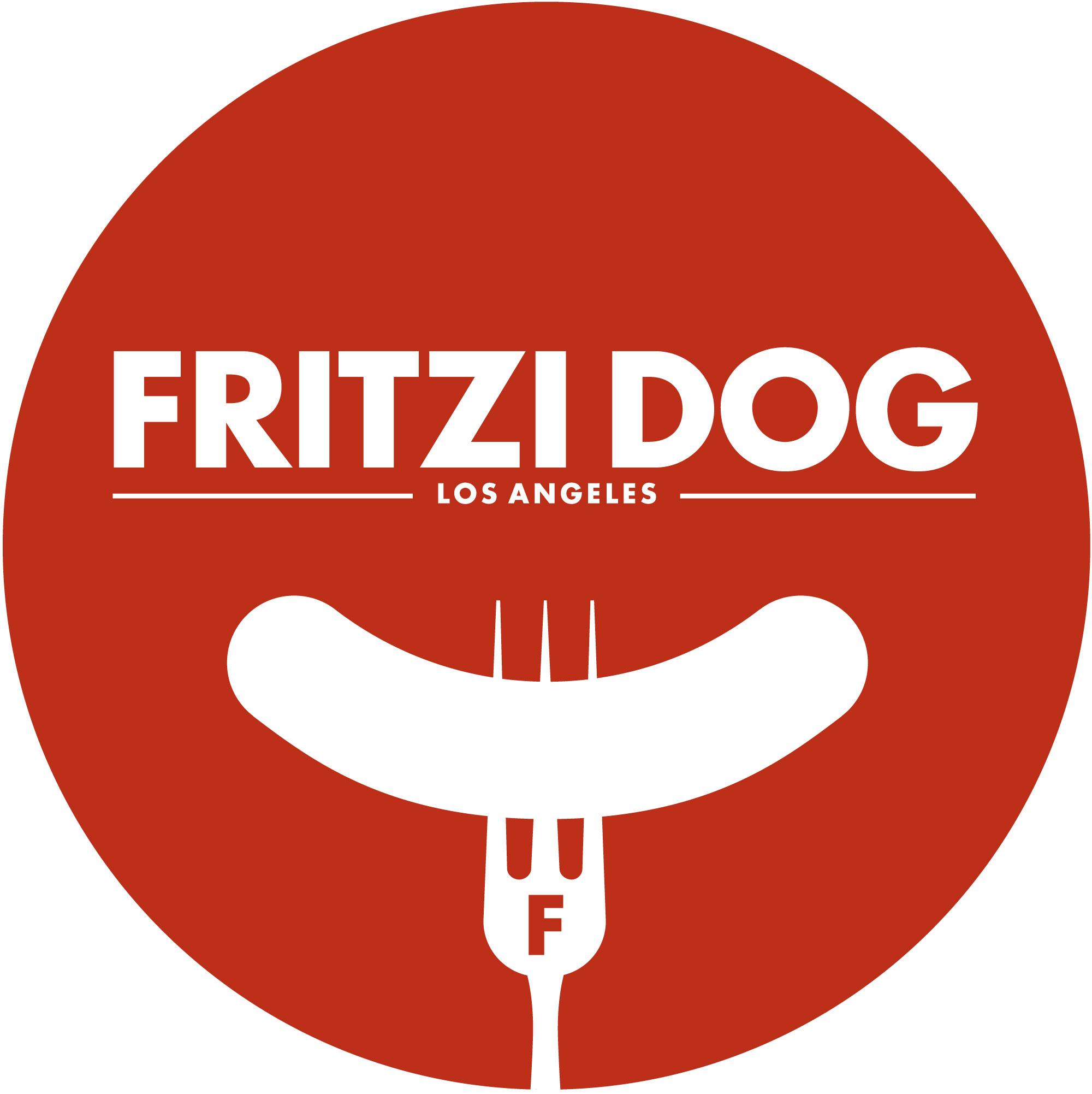 Hot Dog Logo for Pinterest