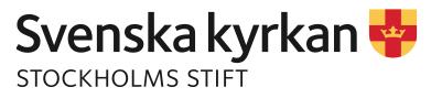 Svenska kyrkan – Stockholms stift