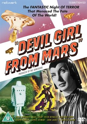 Devil Girl from Mars 2d
