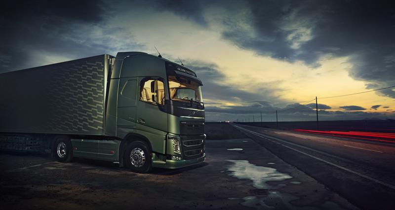 The new Volvo FH - Volvo Trucks