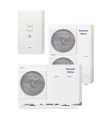 Panasonic Aquarea low energy homes - Pump