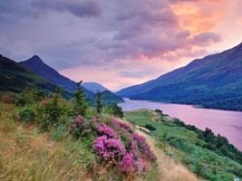 loch-leven-and-pap-of-glencoe-mountain-scotland