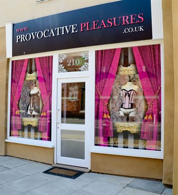 Provocative Pleasures Boutique