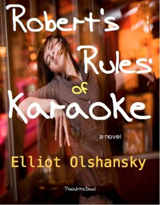 Roberts Rules of Karaoke - cover