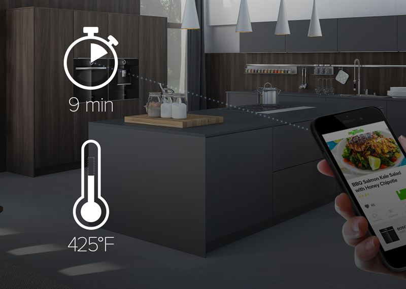 MyTaste And BSH Partner To Bring Recipes To The Smart - Smart kitchen
