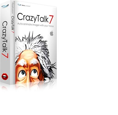 CrazyTalk7 Mac Box