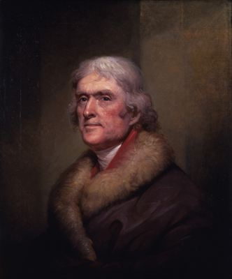 5Portrait Jefferson Peale-NYHS