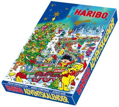 joulukalenteri haribo 2018 HARIBO JOULUKALENTERI YLLÄTTÄÄ MONIPUOLISUUDELLAAN   Haribo  joulukalenteri haribo 2018