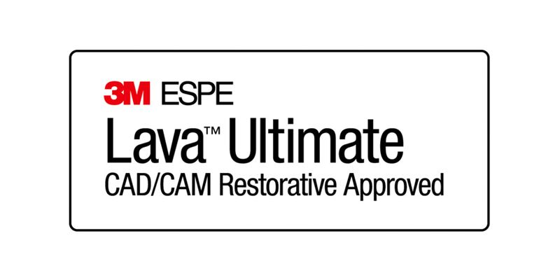 Lava Approved 3M ESPE Logo