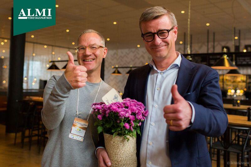 Breakit - Vinnaren i Almi Sustainability Startup event kan minska privat klimatpåverkan med upp till 30 procent på ett år