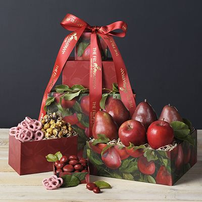 Valentine S Day Gift Baskets From The Fruit Company For Loved Ones