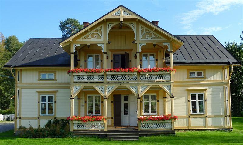 sveriges vackraste hus