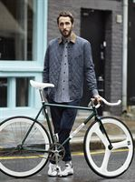 H&M for Brick Lane Bikes Look book 3