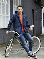 H&M for Brick Lane Bikes Look book 2