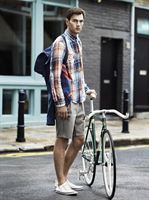 H&M for Brick Lane Bikes Look book 1