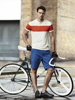 ´H&M for Brick Lane Bikes Look book 4
